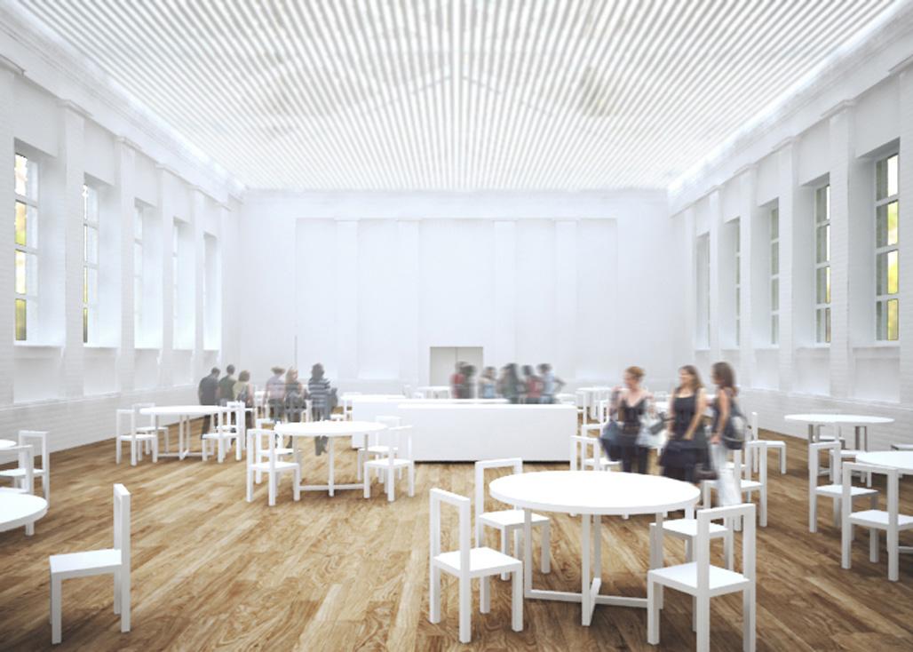 Residencia de estudiantes en Riga