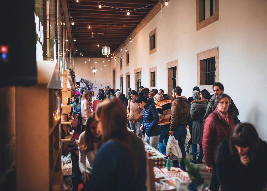Mercado da estrela. Fotografía: Aigi Boga