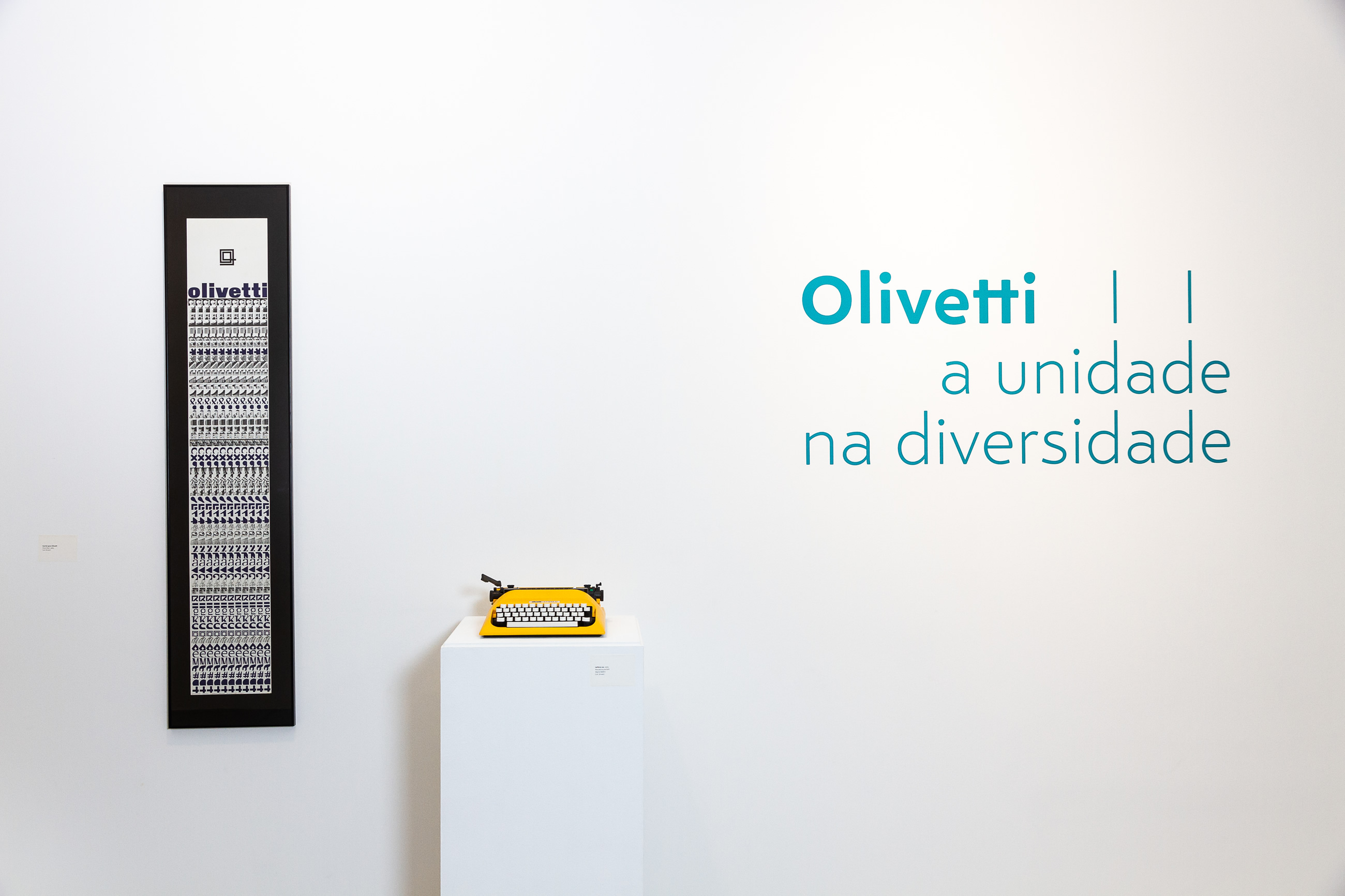 Olivetti. A unidade na diversidade