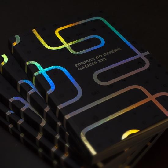 Galicia XXI. Formas do deseño