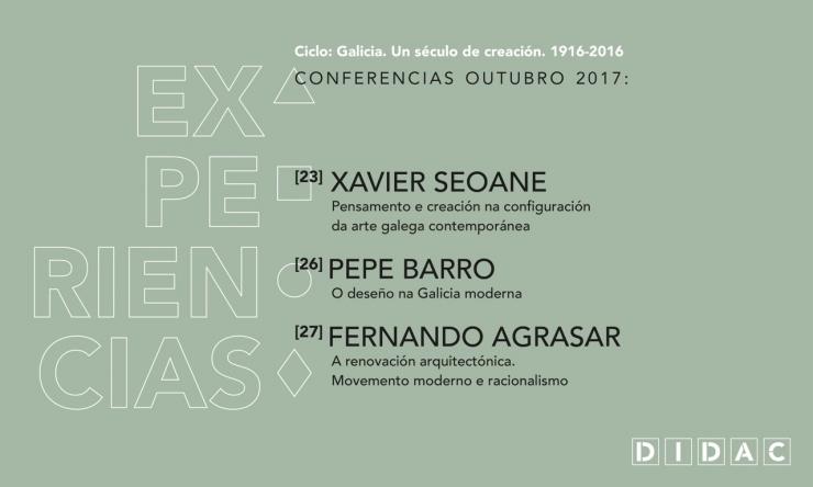 Galicia. Un século de creación.